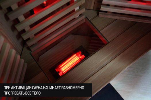 Инфракрасная сауна Koy H01-JK71