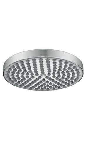 Верхний душ WasserKRAFT A020, O200 мм