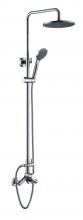 Душевая стойка HAIBA HB2406 с ручной лейкой