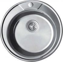 Мойка кухонная HAIBA арт.HB 490-06