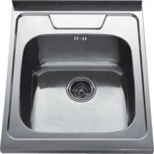 Мойка кухонная HAIBA арт.HB 5060-06