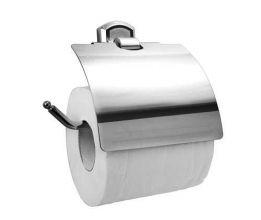 Держатель для туалетной бумаги WasserKRAFT Oder K-3025, с крышкой