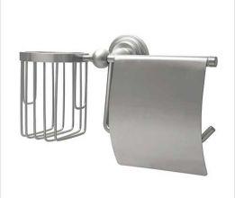 Держатель для туалетной бумаги и освежителя WasserKRAFT Ammer K-7059