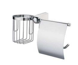 Держатель для туалетной бумаги и освежителя WasserKRAFT Berkel K-6859