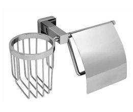 Держатель для туалетной бумаги и освежителя WasserKRAFT Lippe K-6559