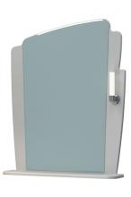 Зеркало Бормио 65C белый ЯМебель