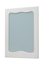 Зеркало Венеция 65 белый ЯМебель