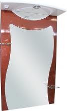 Зеркало Тюльпан 60С корица ЯМебель