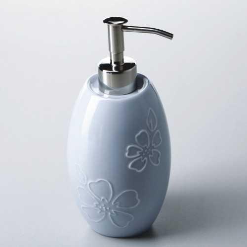 Дозатор WasserKRAFT WERRA K-8299 для жидкого мыла, 450 мл
