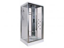 Душевая кабина Edelform EF-4050 R white B с термостатом