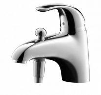 Смеситель для ванны Hansgrohe Focus E (31751000) встраиваемый