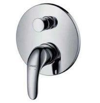 Смеситель для ванны Hansgrohe Focus E 31744000 (внешняя часть к 01800180)