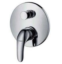 Смеситель для ванны и душа Hansgrohe Focus E 31744000 (внешняя часть к 01800180)