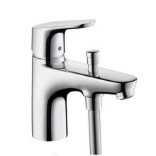 Смеситель для ванны и душа Hansgrohe Focus E2 (31930000) на борт ванны