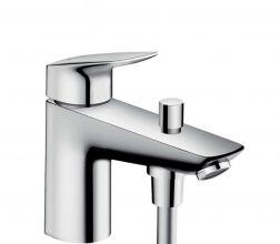 Смеситель для ванны и душа Hansgrohe Logis (71312000) на борт ванны 1 отверстие