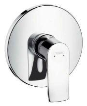 смеситель для ванны и душа Hansgrohe Metris 31685000 (внешняя часть к 01800180)