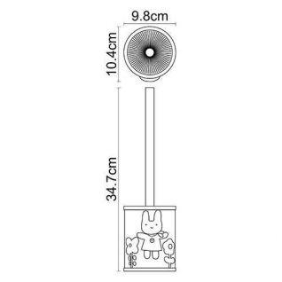 Ерш для туалета WasserKRAFT Ammer K-6427