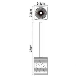 Ерш для туалета WasserKRAFT Main K-4727