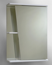 Зеркальный шкаф СанТа Акцент 50 правый