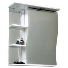 Зеркальный шкаф СанТа Волна 55 с подсветкой R