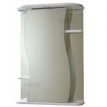 Зеркальный шкаф Лира 60 свет СанТа