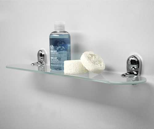 Полка стеклянная WasserKRAFT Main K-9224