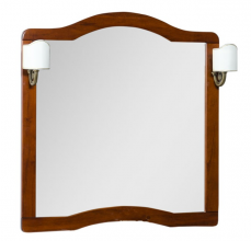 Зеркало Aquanet Аретуса 100 орех арт.178555