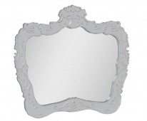 Зеркало Aquanet Афины 90 белый-ретро арт.171628