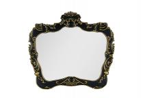 Зеркало Aquanet Афины 90 чёрный-матовый арт.171628