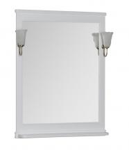 Зеркало Aquanet Валенса 80 белое матовое арт.180144