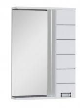 Зеркало-шкаф Aquanet Доминика 60 белый арт.171918