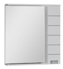 Зеркало-шкаф Aquanet Доминика 80 белый арт.171081