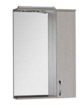 Зеркало Aquanet Донна 60 белый дуб арт.168928