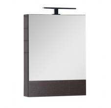 Шкаф-зеркало Aquanet Нота 50 венге 172682
