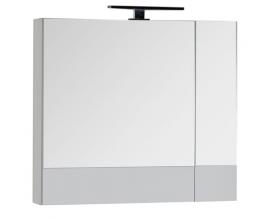 Шкаф-зеркало Aquanet Верона 75 белый 175381