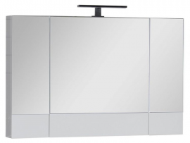 Шкаф-зеркало Aquanet Нота 100 белый 165372