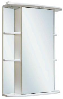 Зеркало-шкаф навесной Runo Гиро 60 правый