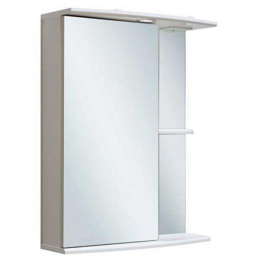 Зеркало-шкаф Runo Николь 55