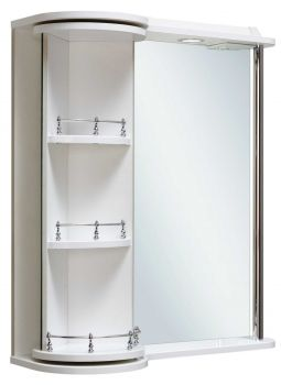 Зеркало-шкаф навесной Runo Секрет 65