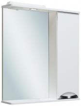 Зеркало-шкаф Runo Барселона 65 правый