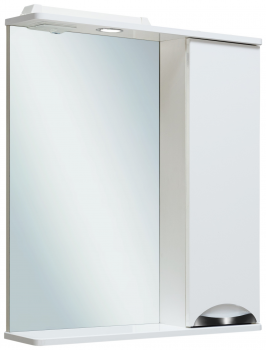 Зеркало-шкаф навесной Runo Барселона 65 правый