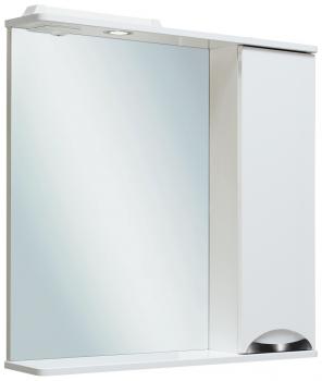 Зеркало-шкаф навесной Runo Барселона 75 правый