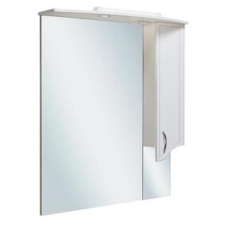 Зеркало-шкаф навесной Runo Севилья 85 правый