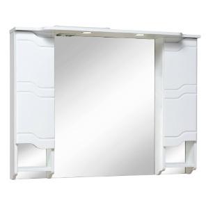 Зеркало-шкаф Runo Стиль 105