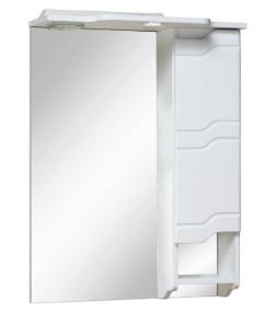 Зеркало-шкаф навесной Runo Стиль 60