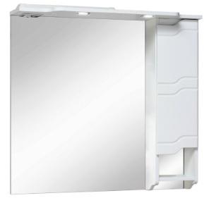Зеркало-шкаф Runo Стиль 85