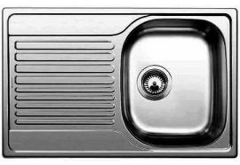Мойка Blanco Tipo 45 S Compact 513441 сталь матовая