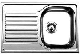 Мойка Blanco Tipo 45 S Compact 513442 сталь полированная