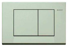 Клавиша Geberit Bolero 115.777.FB.1, эгейс, пластик, 246x164 мм