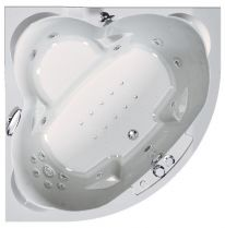 Ванна акриловая Радомир Сорренто-3 130*130 см